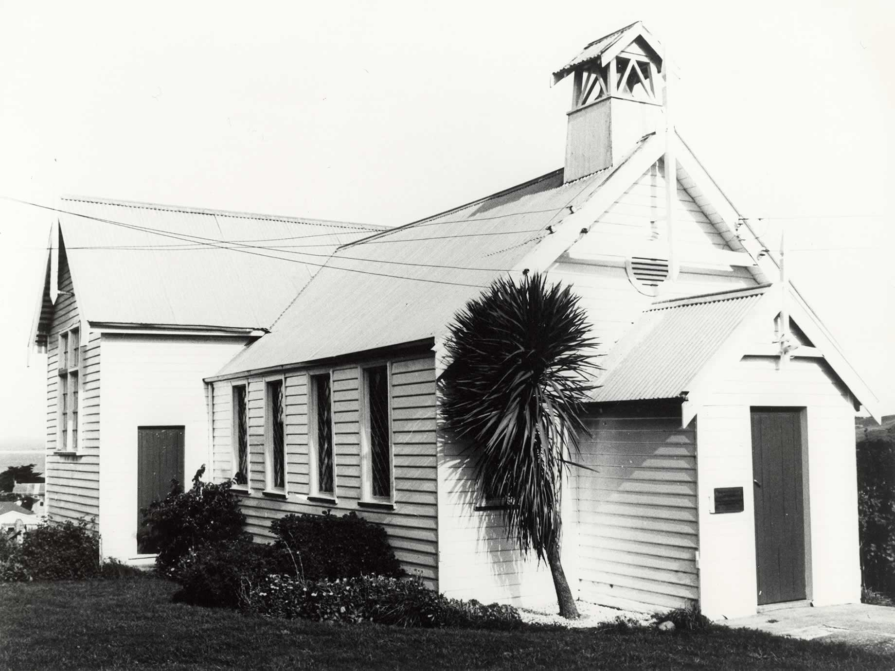 St James's Presbyterian Church, Stanley